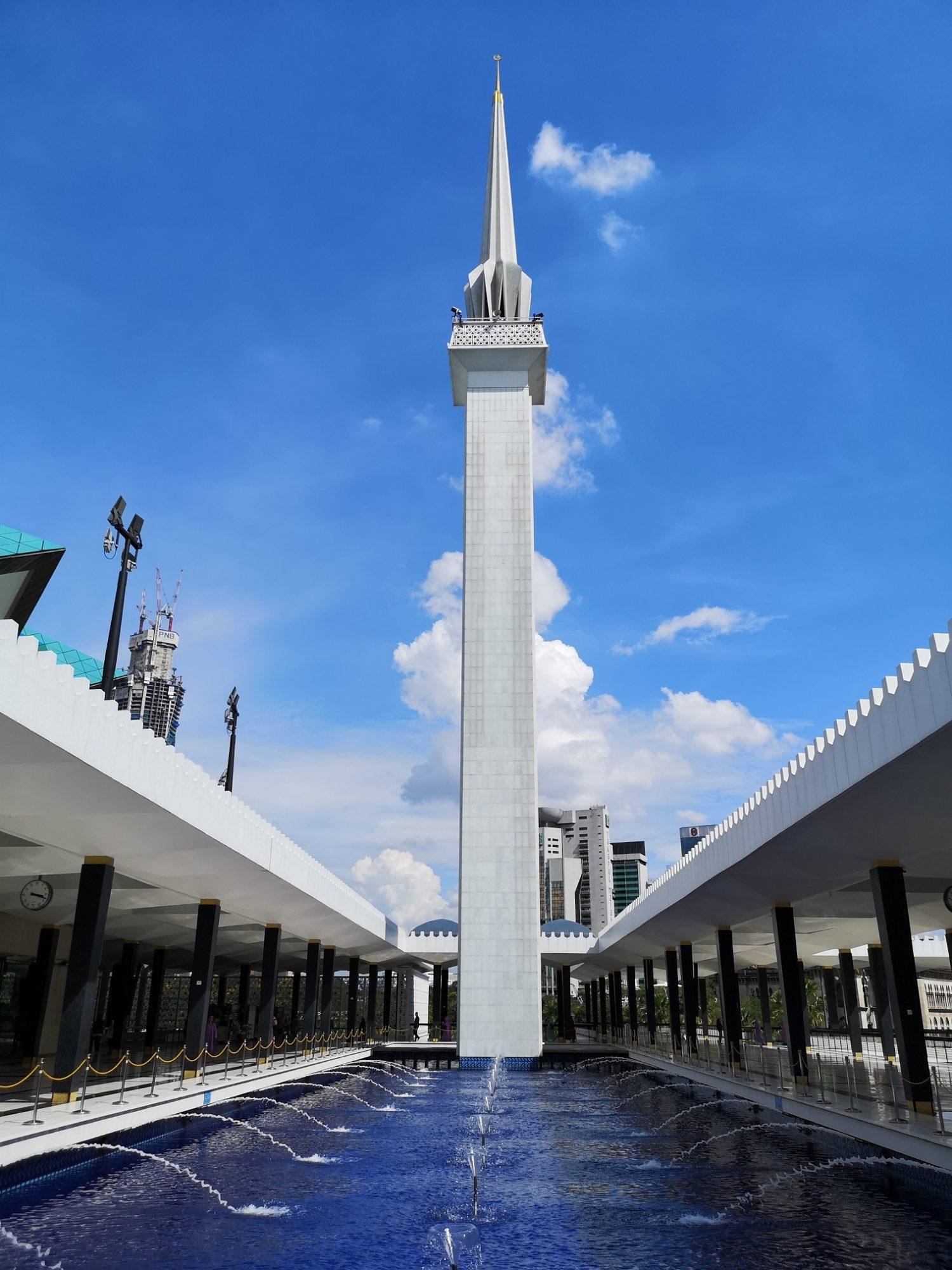 National Mosque de Kuala Lumpur